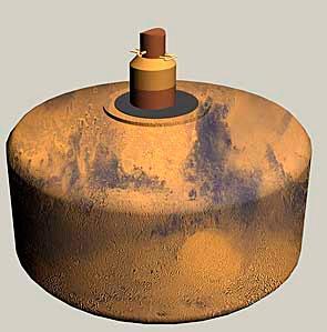 Противотанковая/противопехотная мина