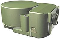 Противотанковая противоднищевая кумулятивная мина F3 Mine antichar à haut pouvoir de destruction modèle F3 (MI AC HPD F3)