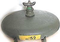 Противотанковая мина m/52B Stridsvagnsmina m/52B