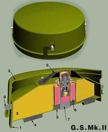 A/TK Mine G.S.Mk.II