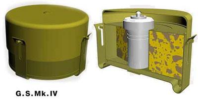 A/TK Mine G.S.Mk.IV