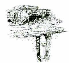 первые противотанковые мины