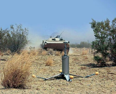 Современную мину трудно назвать миной в прежнем понимании. Это полностью роботизированная боевая система, дешевая и компактная