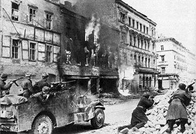 Бои в Будапеште. Декабрь 1944 года