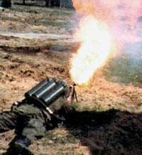 Разящие огнем. Российское огнеметное оружие
