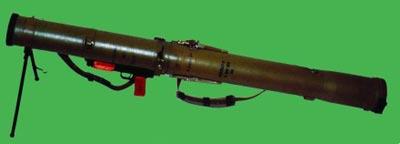 Реактивный пехотный огнемет РПО «Рысь»