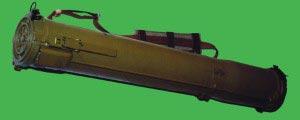 Контейнер с выстрелом реактивного пехотного огнемета РПО «Рысь»