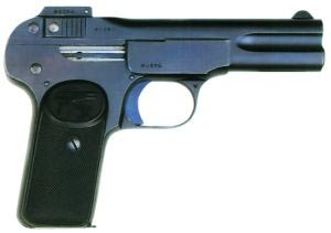 7,65-мм пистолет FN-Браунинг M 1900