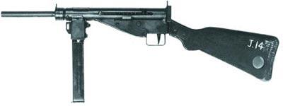 9-мм пистолет-пулемет Volks-МР.3008 конструкции Х. Шмайссера