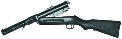 9-мм модернизированный пистолет-пулемет «Бергман» МР.18.I