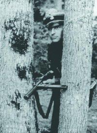 Пистолет-пулемет «Шмайссер» МР.28.II длительное время использовался в СС