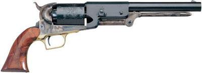 Walker Colt 1847 года. Шестизарядный капсюльный револьвер калибра .44