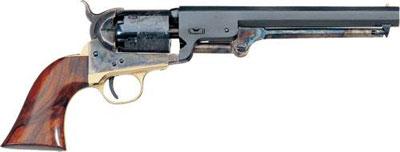 Colt Navy 1851 года. Шестизарядный капсюльный револьвер калибра .36