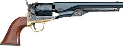 Colt Navy 1861 года. Шестизарядный капсюльный револьвер калибра .36