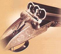 Уникальная трехстволка 16-го калибра, созданная фирмой Boss & Co в 1901 г