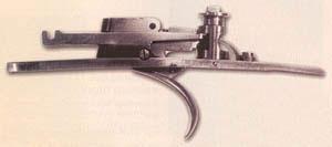 Трехнажимной односпусковой механизм Д. Робертсона (патент № 22.894 от 26 ноября 1894 г.)