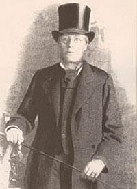 Эдвард Филдс Паддисон (1825-1891) - управляющий делами и владелец Thomas Boss & Co с 1872 по 1891 гг