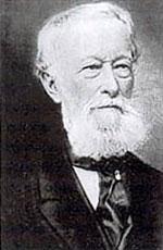 Альфред Крупп (1812-1887) - первый «пушечный король»
