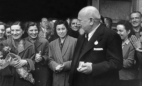 Пьетро Беретта бессменно руководил компанией с 1903 по 1957 год