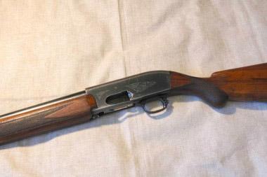 Самозарядное ружье Browning Double Automatic с коротким ходом подвижного ствола