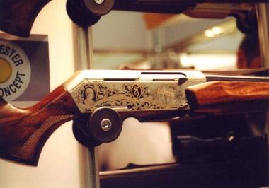 Самозарядный карабин Browning BAR в юбилейном исполнении