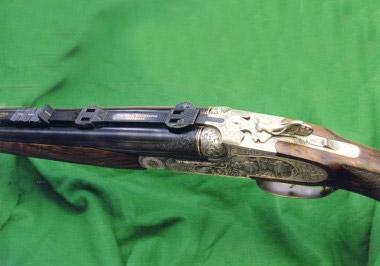 Юбилейный штуцер The Heym Millennium 2000 Rifle