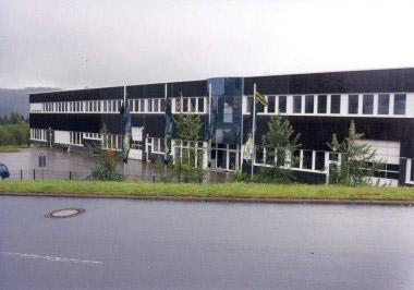 Современный корпус фирмы Merkel Jagd - und Sportwaffen GmbH