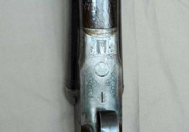 Клеймо MEWA Fortuna Werk VEB Suhl на фирменные ружья ставили с 1951 года