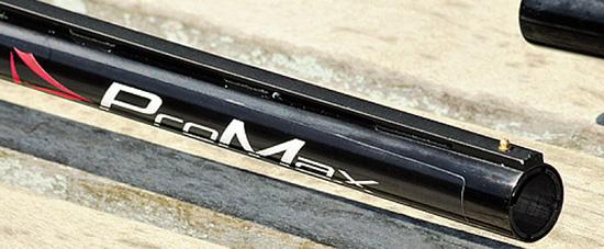 Ствол Promax обладает непревзойденными характеристиками боя на дальних дистанциях