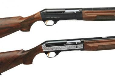 Популярные модели Benelli Raffaello Black Eagle (вверху) и Benelli Raffaello Special (внизу)