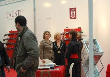 Сестры Fausti в России
