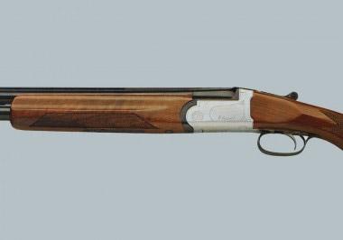 Охотничье ружье Fausti Elegant ST с блоком вертикально соединенных стволов