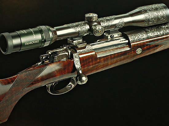 В 20-х годах прошлого века  был внедрен самооткрывающийся механизм, который позволяет легко  открывать и закрывать ружье при перезаряжании.