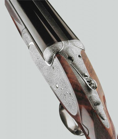Престижное ружье Beretta Imperiale Montecarlo с блоком горизонтально соединенных стволов