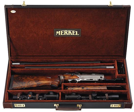 Подобные комплекты от Merkel недают спокойно спать многим охотникам.