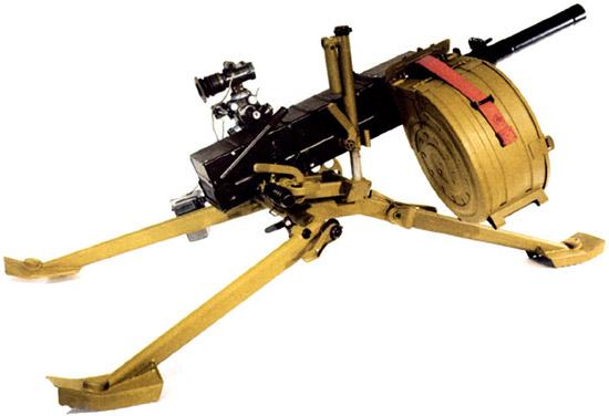 30-мм автоматический гранатомет АГС-30 на станке Степанова 6Т17