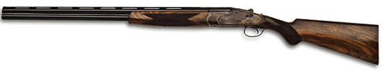 Ружья Webley&Scott 2000-й и 3000-й серий с вертикальным  расположением стволов имеют классический дизайн и великолепную отделку.