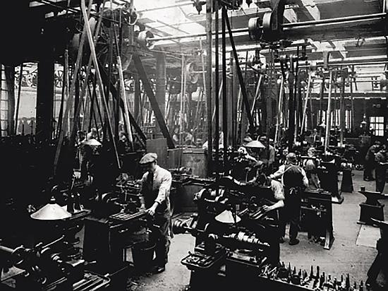 Компания Webley&Scott прошла большой путь от мастерской докрупной международной фирмы.