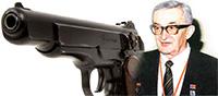 Стечкин – человек и пистолет