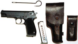 Пистолет Стечкина-Авраамова ПСА ОЦ-27 «Бердыш»