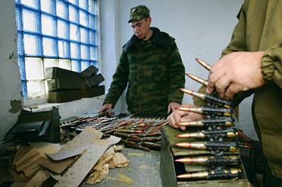 Крупнокалиберные пулеметные патроны