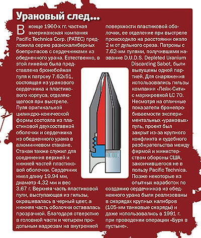 7.62x51 — первый НАТOвский
