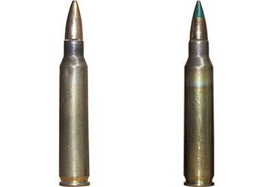 5,56х45 винтовочный патрон М 193, 5,56х45 винтовочный патрон М 855