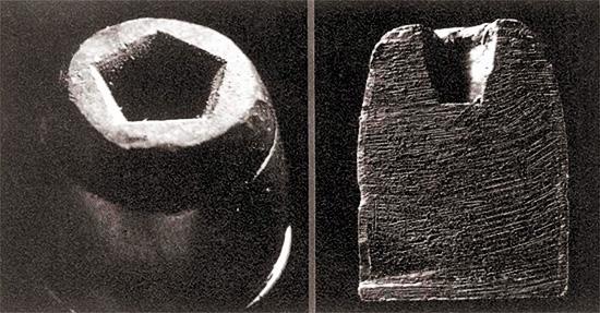 Полуболочечная пуля с углублением на головке кал .38 (SJHPP) масса 110 гранов, Ео=323 Дж