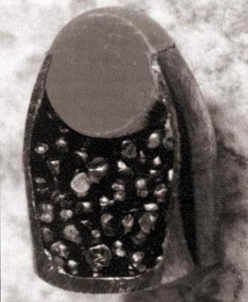 Экспансивная пуля кал .38 (GSS) масса 80 гранов, Ео=387 Дж