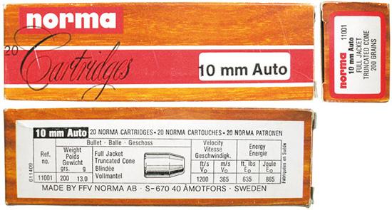 10mm AUTO