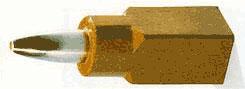 4.7-мм. безгильзовый патрон 4.7DE11 (вариант А)