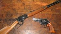 Заряды для леверных винтовок: .357 магнум – это не только для револьверов