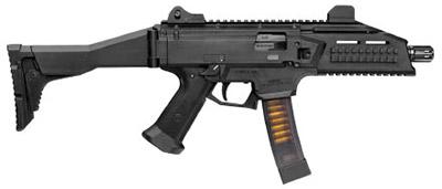 В 2012 году была представлена гражданская версия ПП   CZ Scorpion EVO 3 A1, получившая наименование пистолет-карабин CZ  Scorpion EVO 3 S1. Он предназначен для профессиональных и  полупрофессиональных тренировок представителей силовых структур, частных  охранников, самообороны, спорстсменов IPSC или просто  стрелков-любителей. Eмкость магазина 5, 10, 15 или 20 патронов.  Интересно, что одна из датских фирм уже выпустила эйрсофтовскую версию  ПП.
