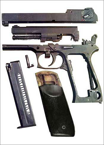 5,45-мм пистолет-пулемет ОЦ-23 «Дротик»